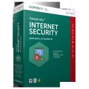 2ПК, 1 год продление. Kaspersky Internet Security для всех устройств (Коробочная поставка)