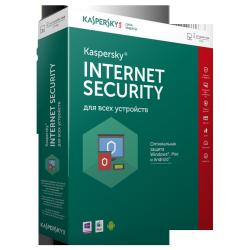 3ПК, 1ГОД ПРОДЛЕНИЕ. Kaspersky Internet Security для всех устройств (Коробочная поставка)