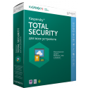 3ПК, 1 год. Kaspersky Total Security (электронная поставка)